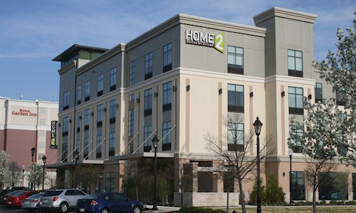 Home 2 Suites Levis Commons