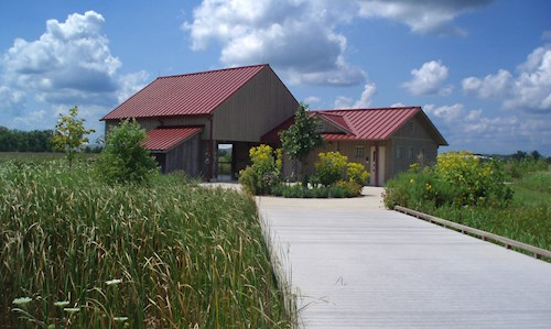 Honda Wetlands Education Center at Glacier Bridge