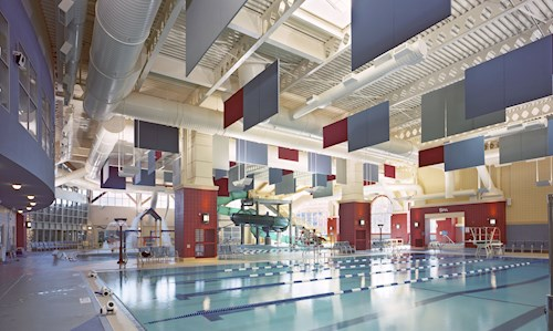 Cuyahoga Falls Community Recreation Wellness Center