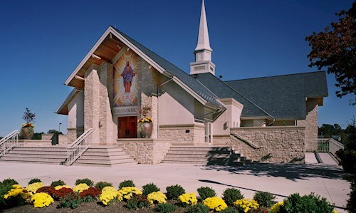 Walsh University Chapel