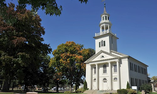Tallmadge Historic Church Upgrades